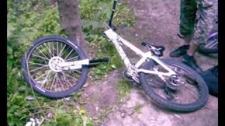 getlinkyoutube.com-Acidentes e Quedas De Downhill =D