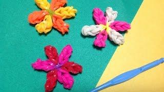 getlinkyoutube.com-レインボールーム教室(ファンルーム) #012 簡単 お花の作り方
