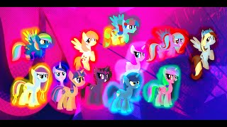 getlinkyoutube.com-MLP My Best Friends SpeedPaint