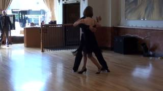 Judy and Michael Argentine Tango 2 Jack and Jill