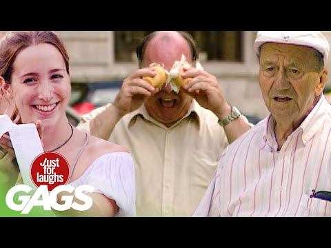 Best of Food Pranks Vol. 6 | Just For Laughs Compilation
