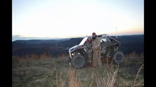 RZR Krazy ride New Years Day 2016!