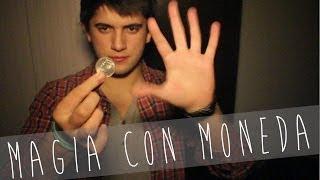 getlinkyoutube.com-Truco de magia con moneda REVELADO ~ AMAZING COIN MAGIC TRICK REVEALED