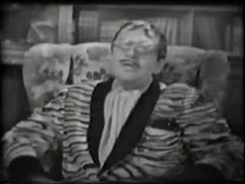Ernie Kovacs as Percy Dovetonsils