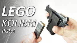 getlinkyoutube.com-LEGO Kolibri Pistol + Tutorial