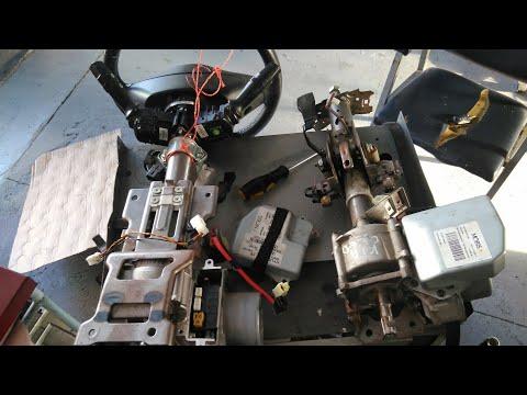 Kia venga. C1604 электроусилитель руля. неисправность аппаратной части...