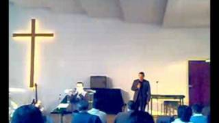 getlinkyoutube.com-Arman & Suro - Ar Ter Im Sirtes Church Holland (ՄԴ)