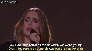 getlinkyoutube.com-Adele - When We Were Young [Lyrics + Sub Español]