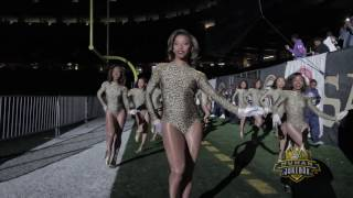 getlinkyoutube.com-Southern University Human Jukebox 2016 Marching In | Bayou Classic BOTB