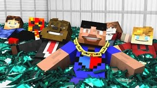 "getlinkyoutube.com-Minecraft Song ♪ ""Victory Chant"" a Minecraft Song Parody (Minecraft Animation)"