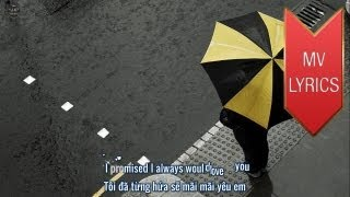 getlinkyoutube.com-Song For A Stormy Night | Secret Garden | Lyrics [Kara + Vietsub HD]