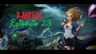 getlinkyoutube.com-RANKED DiamanteV 40LP | Janna Support y hablando de DDoS - Ep.23