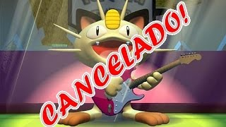 getlinkyoutube.com-JUEGOS CANCELADOS: Pokemon Meowth's Party (Gamecube) - Loquendo