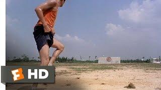 Shaolin Soccer (2001) - Steel Leg Trains Scene (3/12)   Movieclips