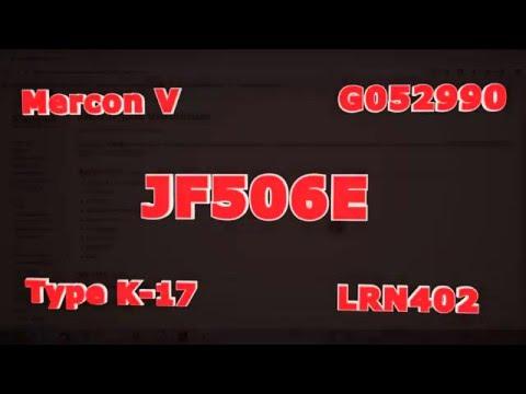 АКПП JF506E. Какое масло заливать?