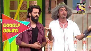 Dr. Gulati Gets Eco-friendly With Riteish   Googly Gulati   The Kapil Sharma Show