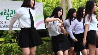 getlinkyoutube.com-청소년 댄스 동아리 2차 게릴라 콘서트 140608