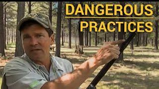 getlinkyoutube.com-CVA Muzzleloaders Presents: Dangerous Muzzleloading Practices