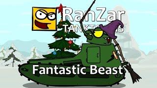 getlinkyoutube.com-Tanktoon: Fantastic Beast. RanZar