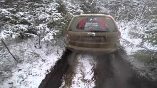 getlinkyoutube.com-Jeep GC WJ & Subaru Forester & Gaz 69 Mud