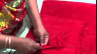 getlinkyoutube.com-How To Cut Simple Salwar