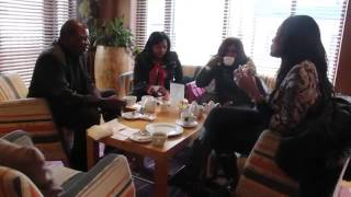 getlinkyoutube.com-King Kester Ambassadeur de la paix - Recu par Florence Emeneya [ Birmingham ] 1