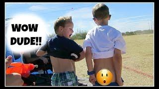 getlinkyoutube.com-WOW DUDE!!!!  boy pulls down his pants   (video 433)