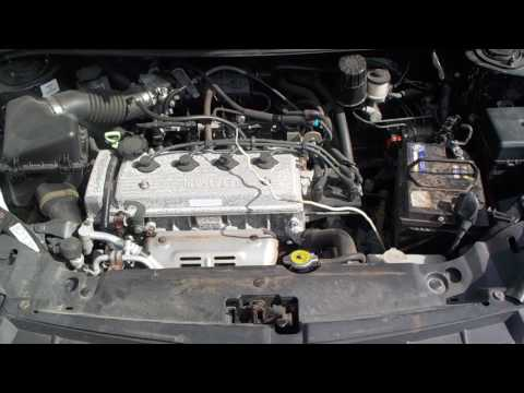 Двигатель Geely для MK Cross 2011 после