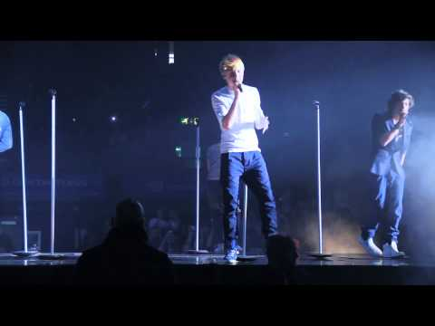 One Direction - X Factor Live Tour Video Diary