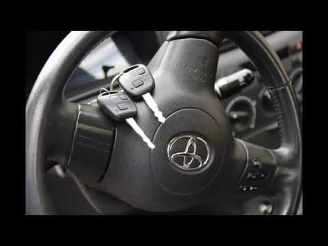 Ремонт на ключ за Toyota Corolla
