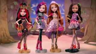 getlinkyoutube.com-Ever After High™ Dolls TV Commercial