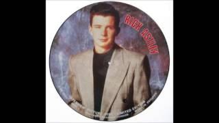 Rick Astley - It Would Take A Strong Strong Man (Matt's Jazzy Guitar Mix)