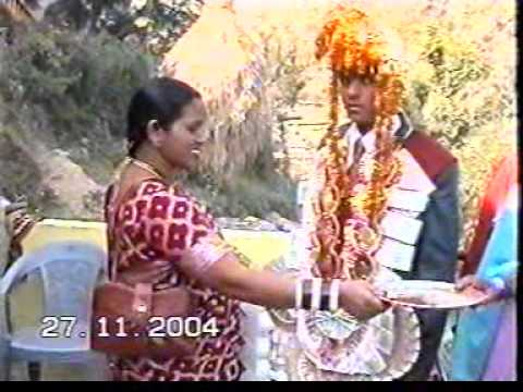 garhwali marriage rajender weds sunita part 1