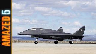 getlinkyoutube.com-5 Most secret aircraft in the world 2016