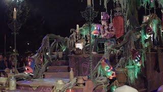 getlinkyoutube.com-New Frightfully Fun Parade at Mickey's Halloween Party 2016, Disneyland Park, Disneyland Resort