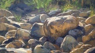 getlinkyoutube.com-How to paint Rocks DVD