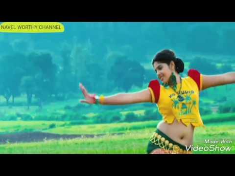 Sravya Deep Navel belly dance