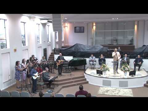 Ministério de Louvor Restauração - Harpa Cristã | Nº 291 | A mensagem da cruz -  20 01 2019