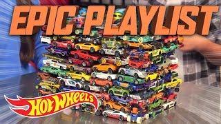 getlinkyoutube.com-Wind, Water, Wheels! | The Epic Playlist | Hot Wheels