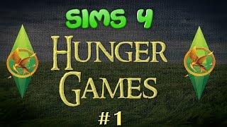 getlinkyoutube.com-Sims 4 Hunger Games #1 Getting Settled!
