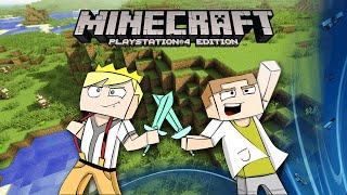 [GEJMR] Záznam z livestreamu - Minecraft na PS4 s Jirkou!