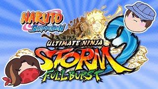 getlinkyoutube.com-Naruto Storm 3 Full Burst - Steam Train