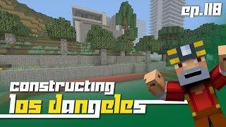 getlinkyoutube.com-Minecraft Xbox 360: Constructing Los Dangeles - Episode 118! (Laggards?!)