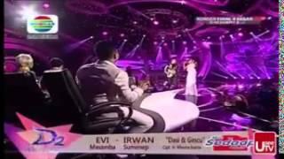 getlinkyoutube.com-Irwan feat evi dasi & gincu romantis banget