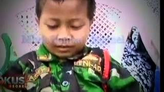 getlinkyoutube.com-Bocah 6 Tahun Ini Dapat Sumbangan Rumah Dari Jokowi