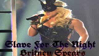 getlinkyoutube.com-Britney Spears - Slave for the Night (Unreleased)