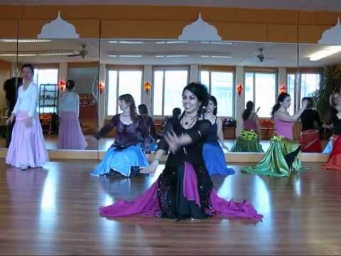 Iraqi Dancer Assala Ibrahim; Raqs Sharqi:AWALEM Training - Oriental Dance, Gypsy, Baladi