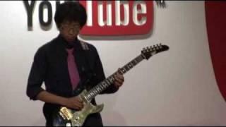 getlinkyoutube.com-'캐논' 기타 연주 동영상으로 유튜브를 통해 세계적인 스타가 된 '임정현'