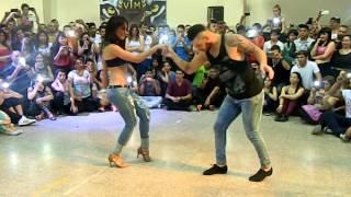 getlinkyoutube.com-Daniel & Desiree - estreno de Ephrem (Quilmes) Argentina 2015