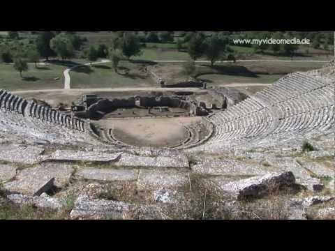 Dodona, Epirus - Greece HD Travel Channel